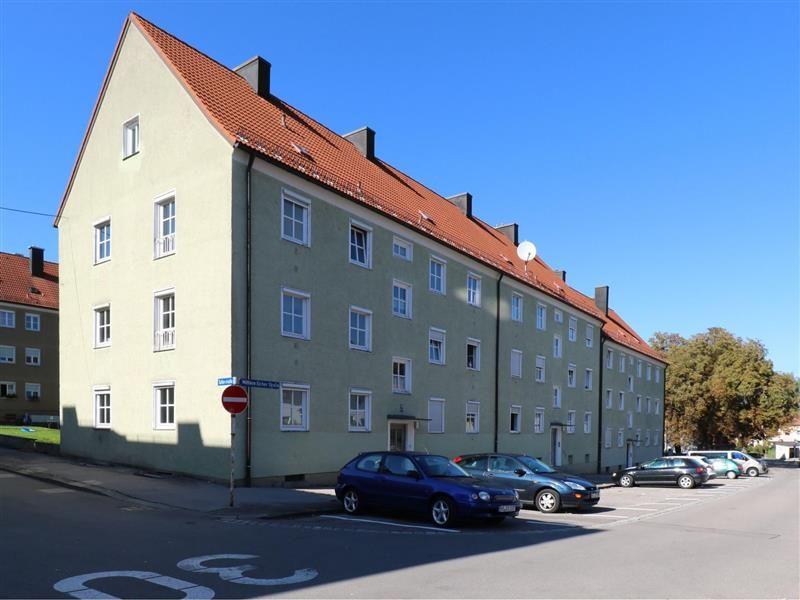 2 Zimmer Erdgeschosswohnung Zur Miete In Kempten