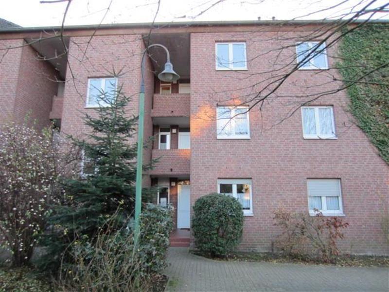 2 Zimmer Etagenwohnung Mit Balkon Zur Miete In Würselen Horbach Wbs