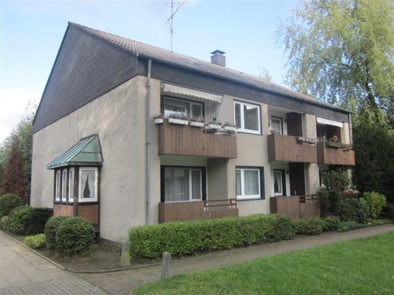 2 zimmer etagenwohnung mit balkon zur miete in herten bertlich wbs. Black Bedroom Furniture Sets. Home Design Ideas