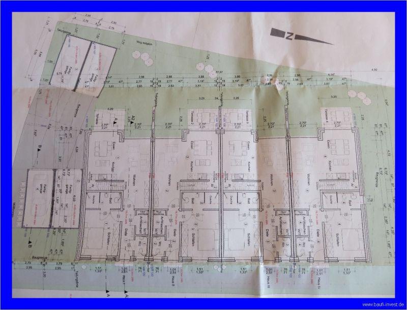 *Neubau Von 4 Barrierefreien Reihenhäusern Mit Garten, Garage Oder  Stellplatz In Bocholt Suderwick*