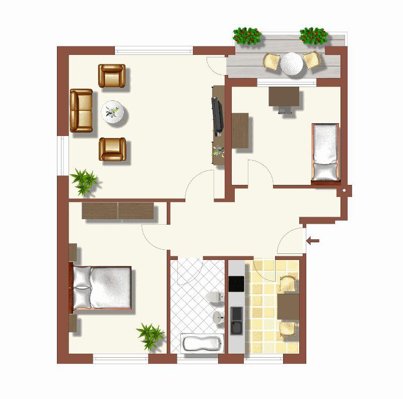 3 zimmer etagenwohnung mit balkon zur miete in schwarzenbek nordost. Black Bedroom Furniture Sets. Home Design Ideas